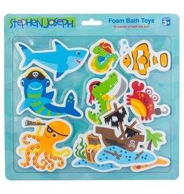 Stephen Joseph Foam Bath Toys Shark