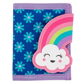 Stephen Joseph Rainbow Wallet