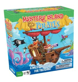 PlayMonster Mystery Island Pirates