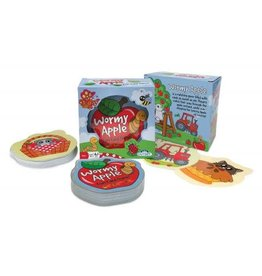 PlayMonster Wormy Apple