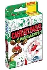 Outset Media Christmas Charades Card Game