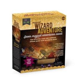 Ann Williams Magical Wizard Adventure