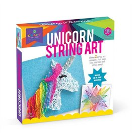 Unicorn String Art