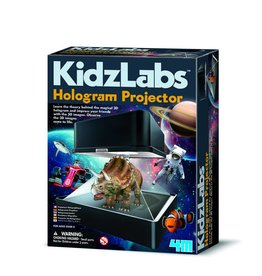 4M Hologram Projector
