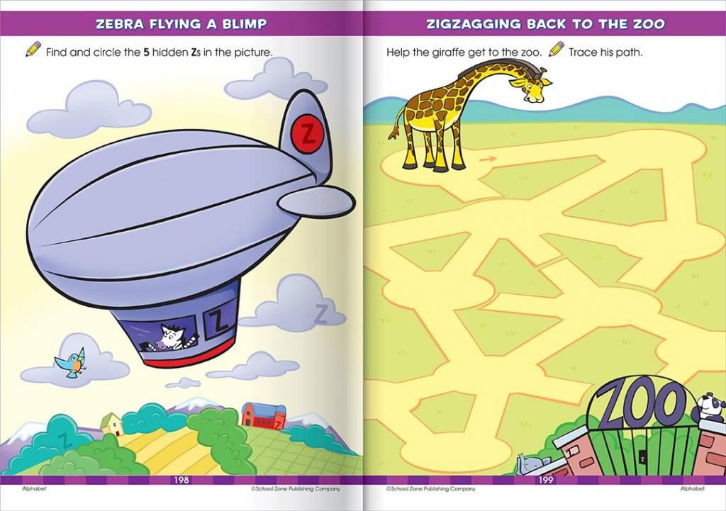 School Zone Publishing Company Big Preschool