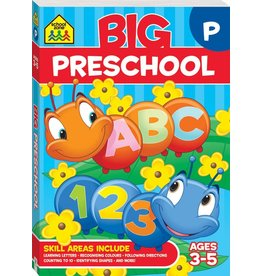 School Zone Publishing Company Big Preschool