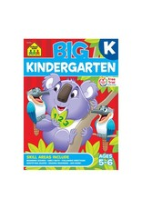 School Zone Publishing Company Big Kindergarten