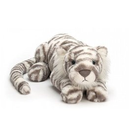 Jellycat Sacha Snow Tiger - Large