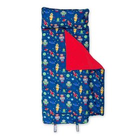 Stephen Joseph All Over Print Nap Mat - Robot