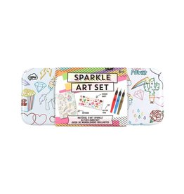NPW Sparkle Art Set