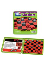 PlayMonster Magnetic Checkers