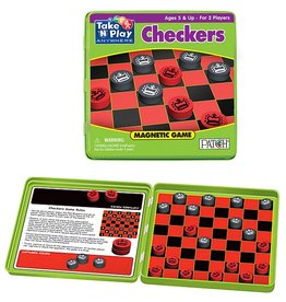 PlayMonster Take 'n' Play Checkers