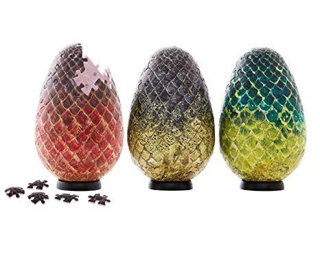 Game of Thrones- Dragon Egg Puzzle