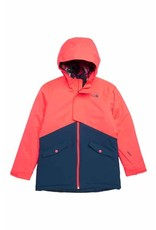 The North Face Girls Freedom Insulated Jacket Rocket Red