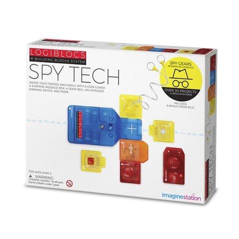 4M Logiblocs Spy Tech