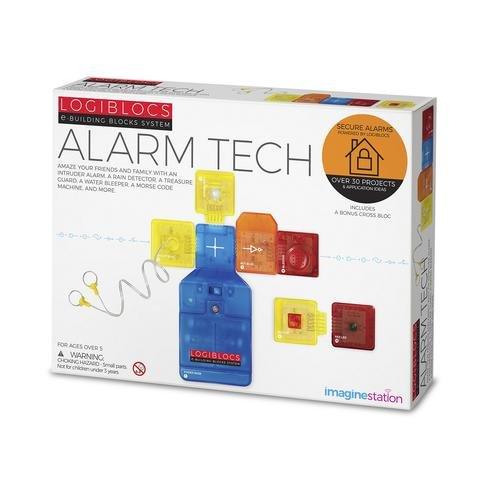 4M Logiblocs Alarm Tech