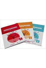 Magformers Math Workbooks Set