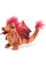 Folkmanis Fire Dragon Puppet (3054)