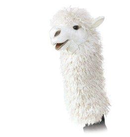 Folkmanis Alpaca Stage Puppet (2885)
