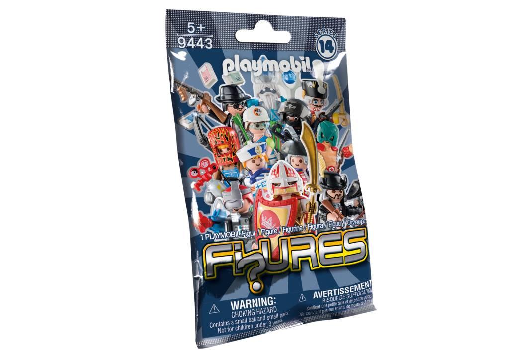 Playmobil Figures Series 14 B
