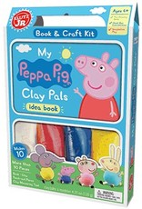 Klutz Klutz Jr My Peppa Pig Clay Pals