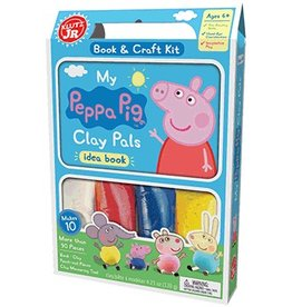 Klutz Klutz Jr My Peppa Pig Clay Pals