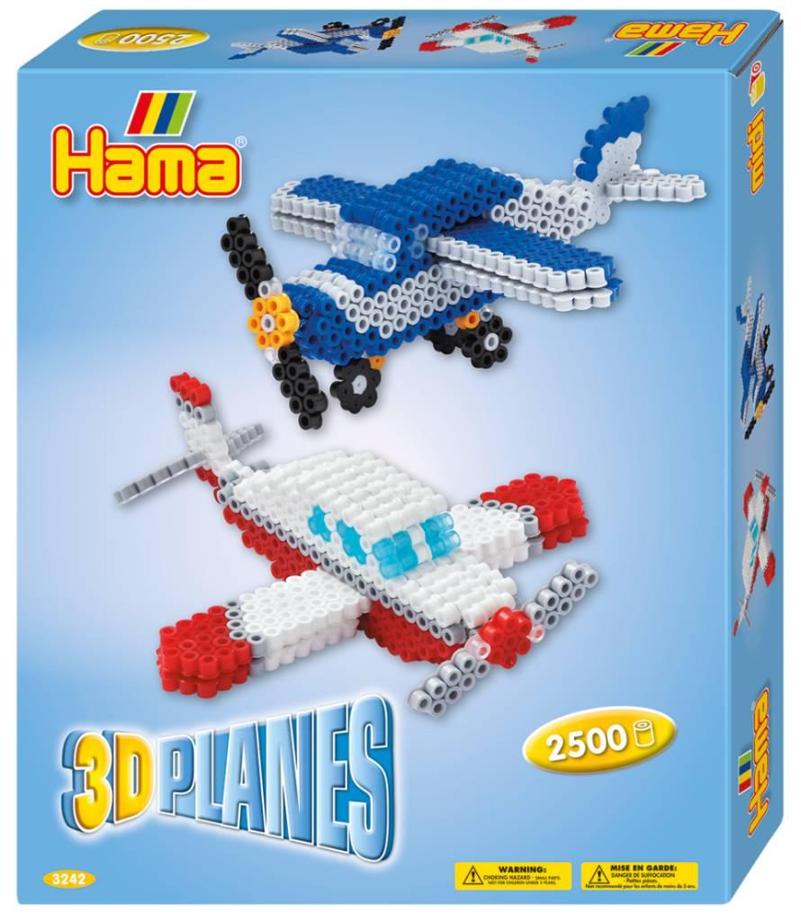 Hama Planes-Midi 3D Gift Box