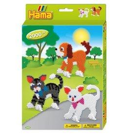 Hama Dogs and Cats - Midi Hanging Box