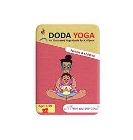 The Purple Cow FF-Doda Yoga- Parents and children