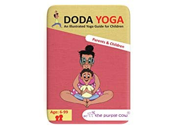 The Purple Cow FF-Doda Yoga- Parents and children