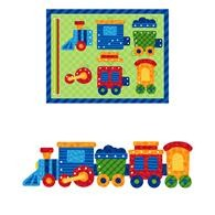 Stephen Joseph Lacing Puzzle Train
