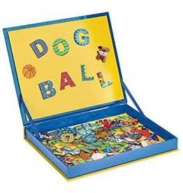 Stephen Joseph Spell and Count Magnetic Play board