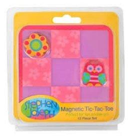 Stephen Joseph On the Go Magnetic Tic Tac Toe