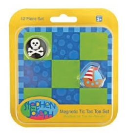 Stephen Joseph On the Go Magnetic Tic Tac Toe