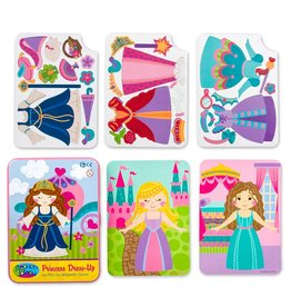 Stephen Joseph On the Go Magnetic Games Princess Dress Up