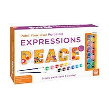 MindWare Paint-Your-Own Expressions: Peace