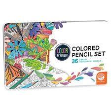 MindWare CBN Coloured Pencils (Set of 36)