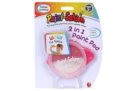 iToys Paint Station 2 In 1 Paint Pod
