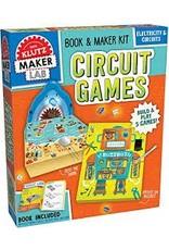 Klutz Circuit Games Maker Lab