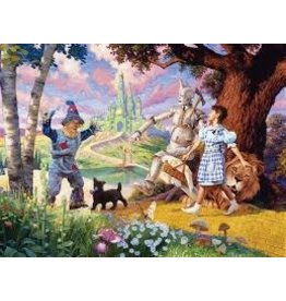 Cobble Hill The Wizard of Oz 350pc Puzzle