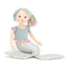 Jellycat Little Aqua Lily