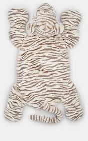 Jellycat Sacha Snow Tiger Playmat