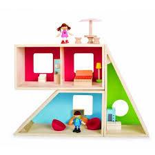 Hape Geometric House E3404