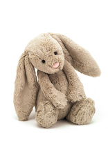 Jellycat Medium Beige Bashful Bunny