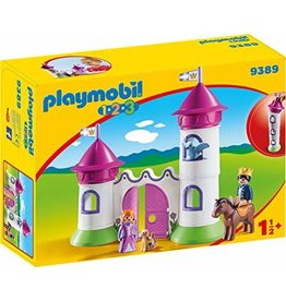 Playmobil Castle with Stackable Towers