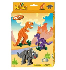 Hama Dinosaurs