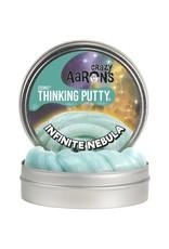 Crazy Aaron's Thinking Putty Infinite Nebula Cosmic Tin