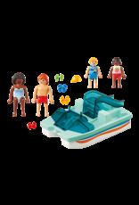 Playmobil Paddle Boat