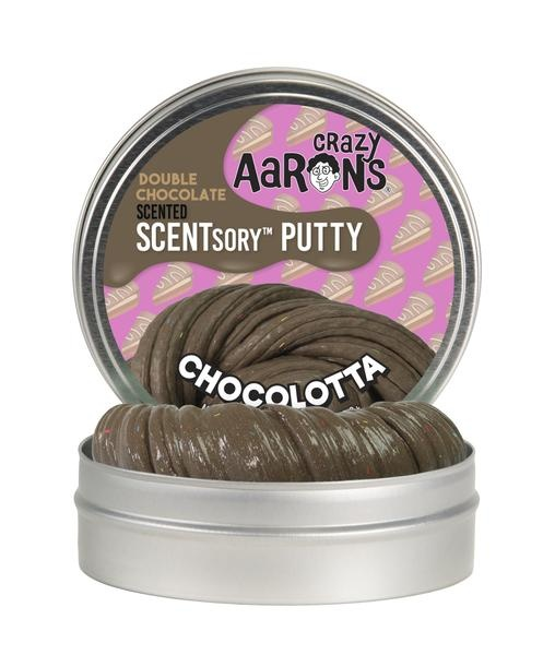 Crazy Aaron's Thinking Putty Chocolotta Putty