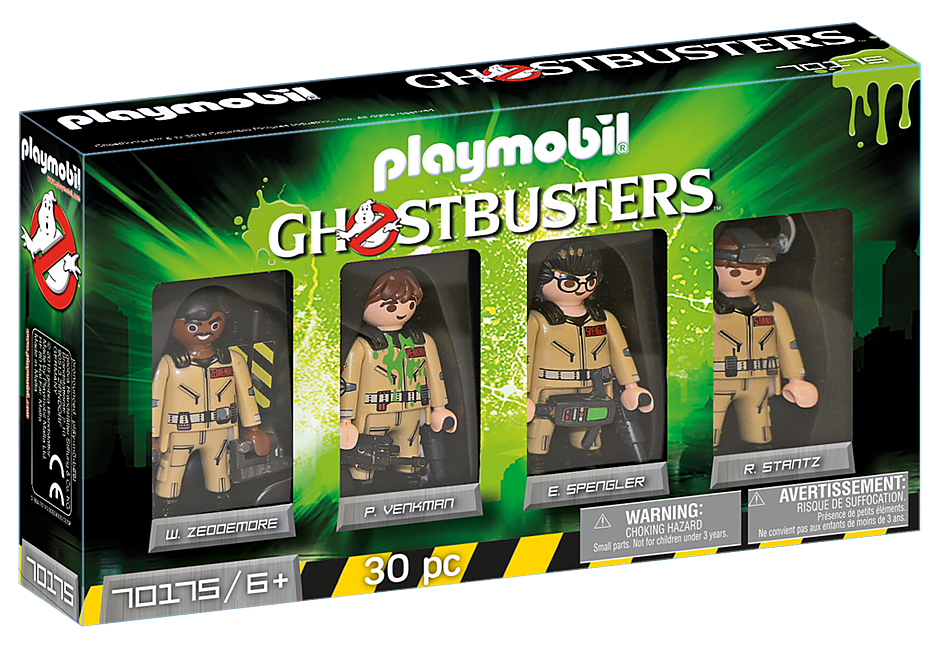 Playmobil Ghostbusters™ Figures Set Ghostbusters™